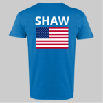 2018 BRIAN SHAW REPLICA USA T-SHIRT