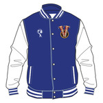 KIDS WORLD'S STRONGEST MAN VARSITY JACKET