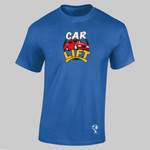 Kids Car Lift T-Shirt